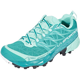 La Sportiva Akyra Running Shoes Women turquoise/teal